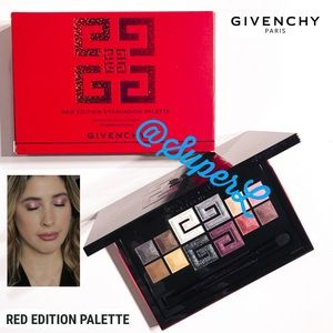 GIVENCHY Red Edition Eyeshadow Holiday Palette